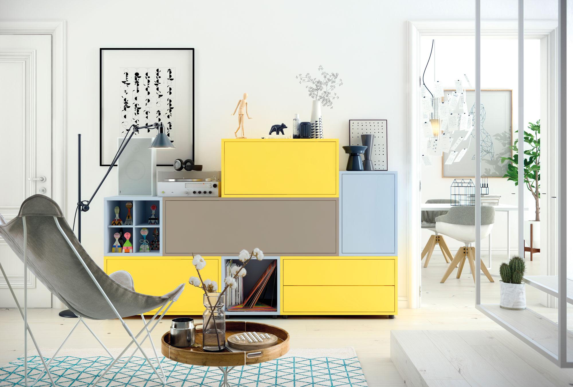 Olut muebles de estilo n rdico for Muebles estilo nordico barcelona