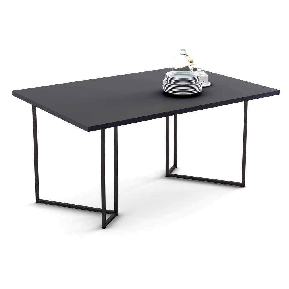 mesa-comedor-nordica-negra-olut - olut