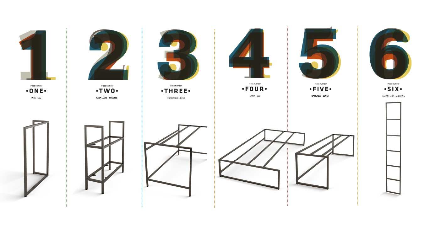 Muebles siglo xxi zaragoza obtenga ideas dise o de - Muebles siglo xxi ...