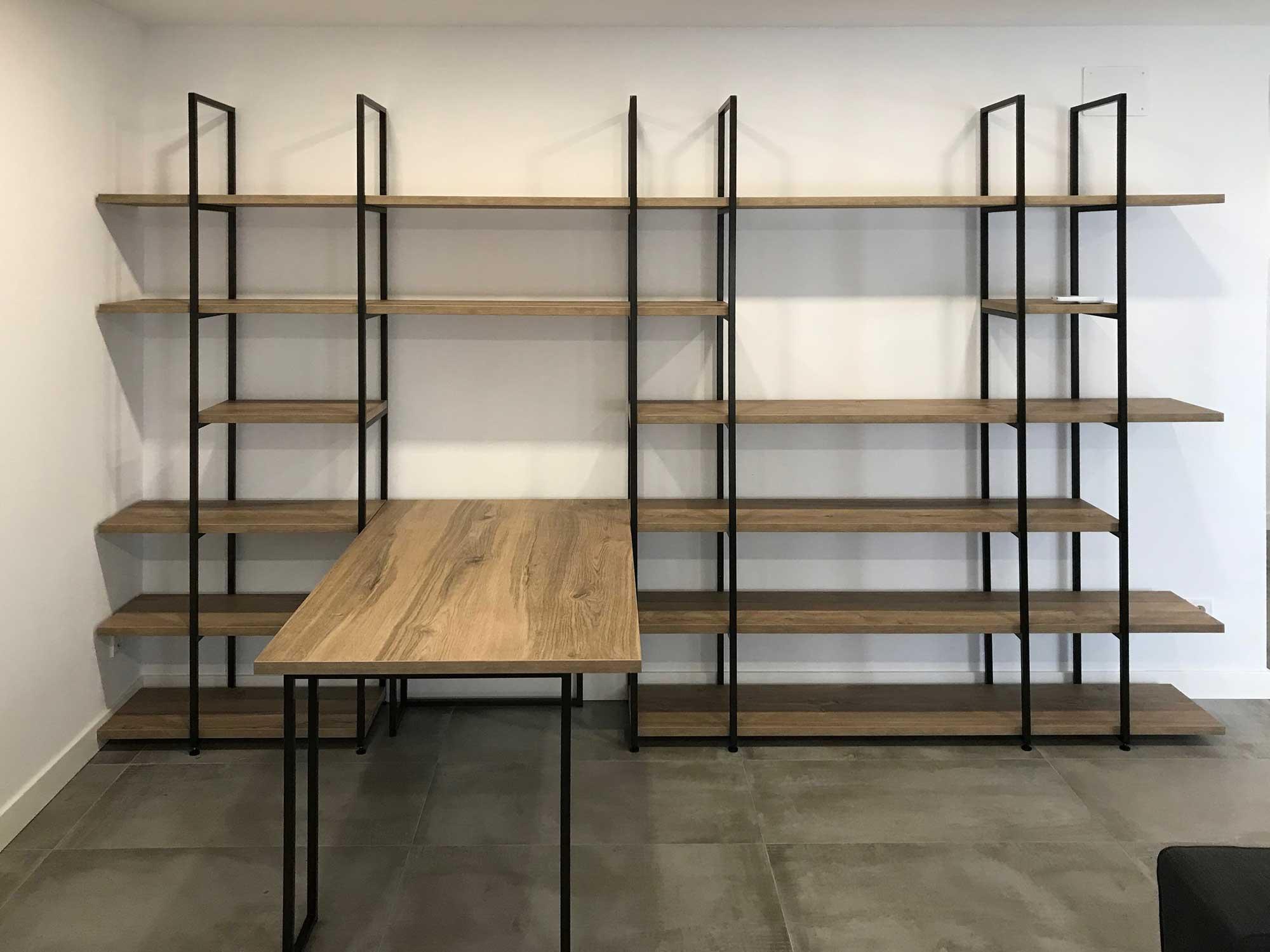 Estanterias modulares de madera elegant estantera modular - Estanterias modulares de madera ...