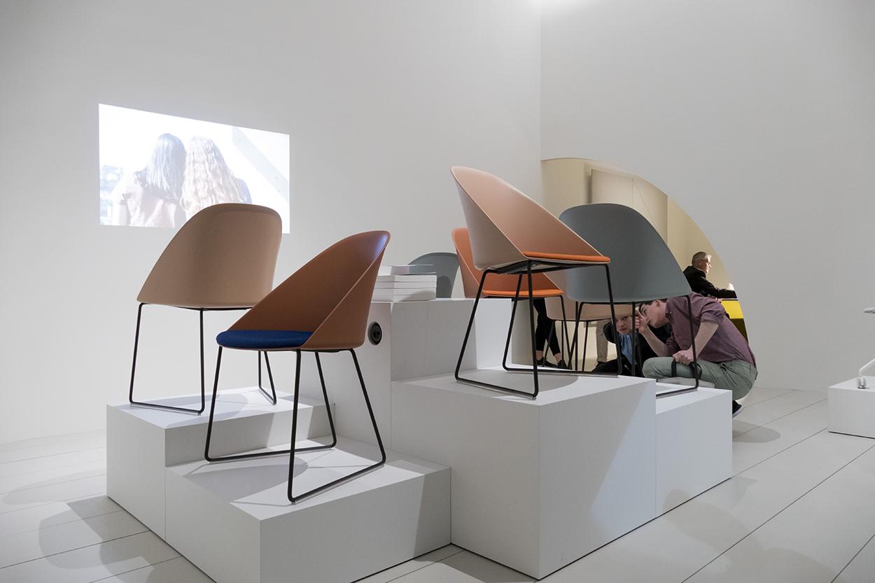 Feria de milan 2018 m s dise o m s mobiliario olut for Hay design milano