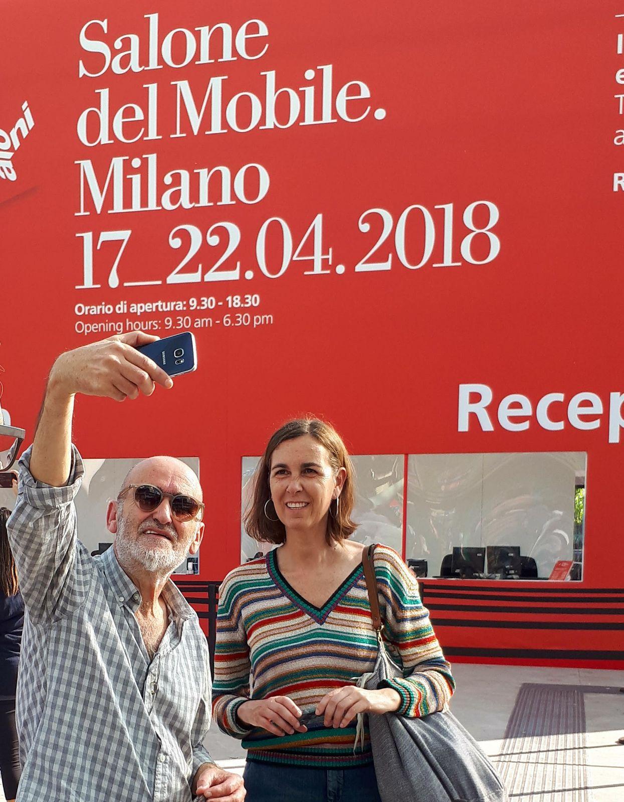 Feria de milan 2018 m s dise o m s mobiliario olut for Feria de milan